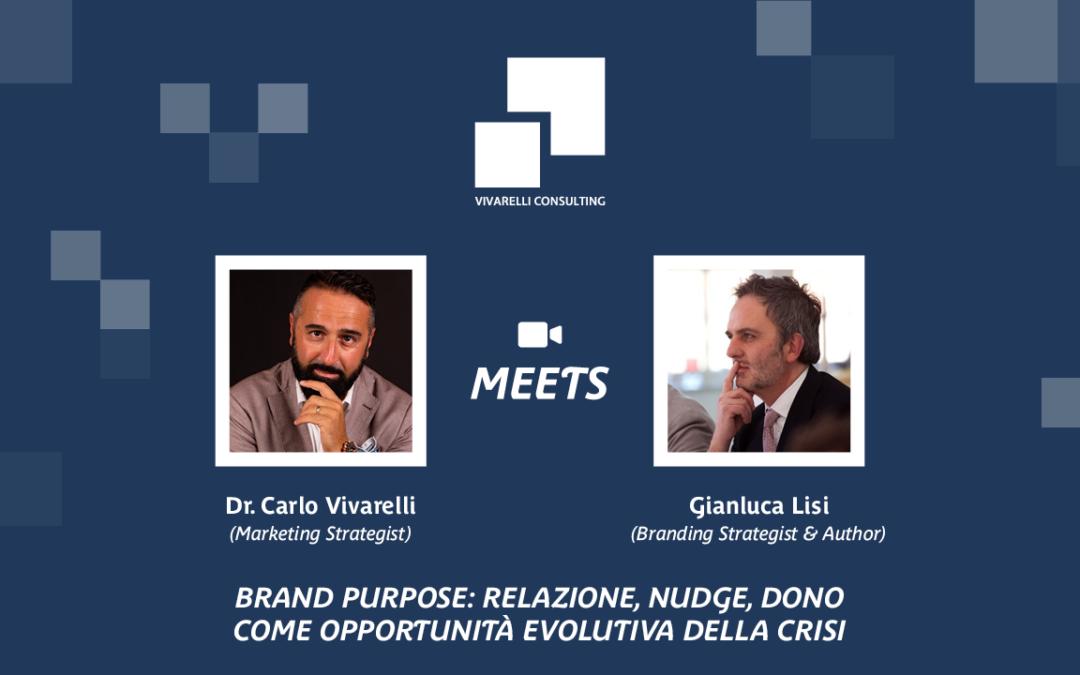 Brand Purpose, Marketing Relazionale, Nudging ed Economia del Dono