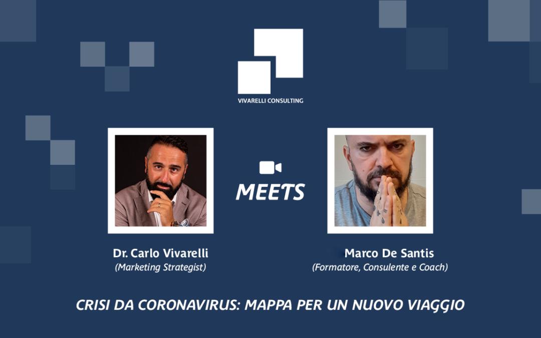 Business Coach: crisi da Coronavirus, mappa per un nuovo viaggio